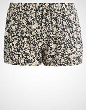 Even&Odd Shorts black/yellow