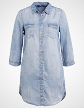 Only ONLBIBI Skjorte light blue denim