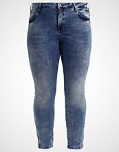 Zizzi NILLE Slim fit jeans blue