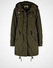 Khujo KAATJE Parka military green