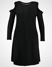 New Look Curves Strikket kjole black