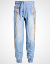 Cream LIV  Bukser soft blue denim