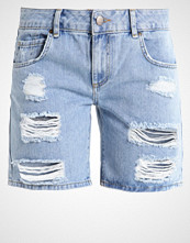 TWINTIP Denim shorts denim blue