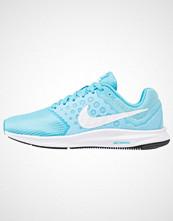 Nike Performance DOWNSHIFTER 7 Nøytrale løpesko still blue/white/chlorine blue