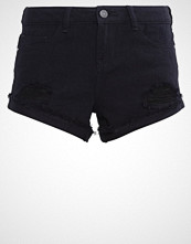 Noisy May NMFRAN Denim shorts black