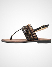 Lazamani Flip Flops black