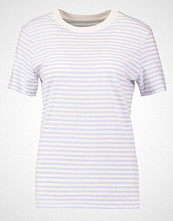 Selected Femme SFMY PERFECT Tshirts med print xenon blue