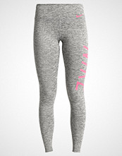 Nike Performance POWER Tights carbon heather/racer pink