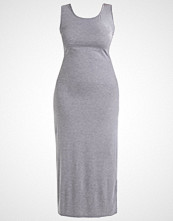 New Look Curves GO  Fotsid kjole mid grey