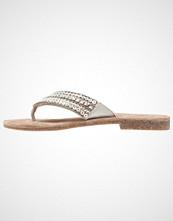 Lazamani Flip Flops silver