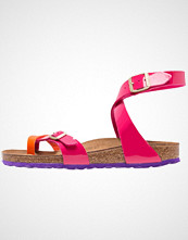 Birkenstock YARA Flip Flops tropical orange/pink