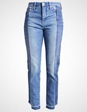 MAC HIGHRISER Straight leg jeans blue wash