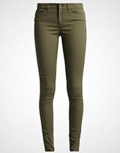 Vero Moda VMHOT SEVEN Slim fit jeans ivy green