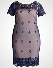 Frock and Frill Curve Cocktailkjole navy