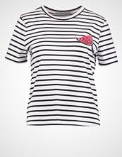 Glamorous Tshirts med print black/white