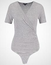 mbyM CASSIO Tshirts med print grey melange