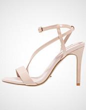 Dune London MISSES Sandaler med høye hæler nude
