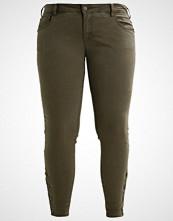 Zizzi Jeans Skinny Fit dark green