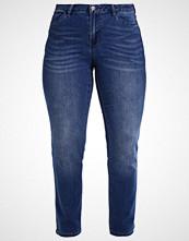 Junarose JRKIMBRA  Straight leg jeans dark blue denim