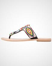 Les Tropéziennes par M Belarbi MELODY Flip Flops blanc/multicolor
