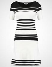 Morgan RNOA Strikket kjole off white/noir