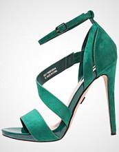 Lost Ink MARIS  Sandaler med høye hæler green