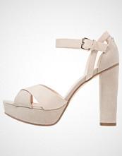 Anna Field Sandaler med høye hæler nude
