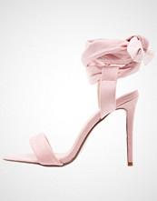 Wallis PEACE Sandaler med høye hæler pink