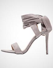 Wallis PEACE Sandaler med høye hæler grey