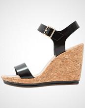 San Marina NADIRAN Sandaler med høye hæler noir