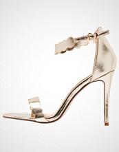 Wallis PRINCESS Sandaler med høye hæler champagne