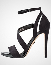 Lost Ink MARIS  Sandaler med høye hæler black