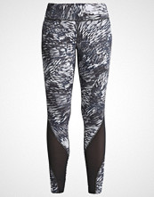 Nike Performance POWER EPIC LUX Tights dark grey/black/reflective silver