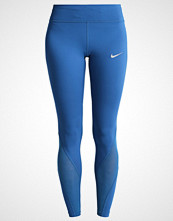 Nike Performance POWER EPIC LUX Tights industrial blue/reflective silver