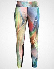 Nike Performance POWER EPIC Tights light photo blue/black/reflective silver