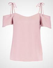 Selected Femme SFNEWSMILE Tshirts med print adobe rose
