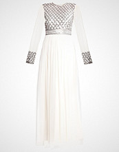 Lace & Beads GERANIUM Ballkjole white