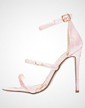 Missguided BARELY THERE Sandaler pink