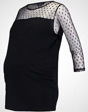 New Look Maternity Topper langermet black