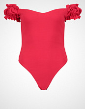 Missguided Tshirts med print red