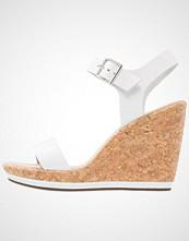 San Marina NADIRAN Sandaler med høye hæler blanc