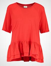 Vila VIMARISA Tshirts med print flame scarlet