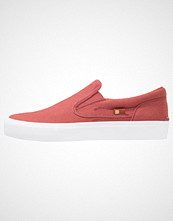 DC Shoes TRASE Slippers burnt henna/white