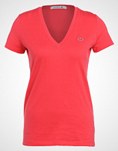Lacoste Tshirts sirop pink
