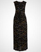 Rue de Femme CLARA  Fotsid kjole black