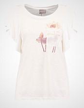 Vero Moda VMLIFE Tshirts med print snow white/oatmeal