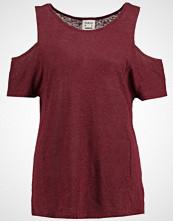 Karen by Simonsen NEON  Tshirts med print chocolate truffle