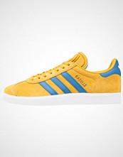 Adidas Originals GAZELLE Joggesko yellow/core blue/white