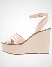 Miss Selfridge MONA Sandaler med høye hæler taupe/beige