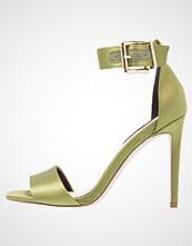 Miss Selfridge CORA Sandaler dark green